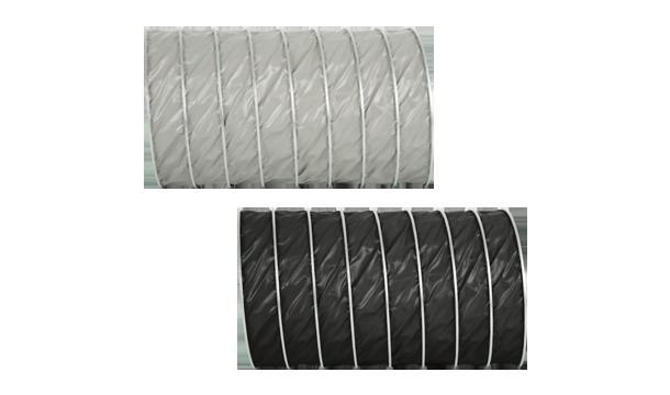 Endüstriyel Takviyeli PVC Flexible Hava Kanalları