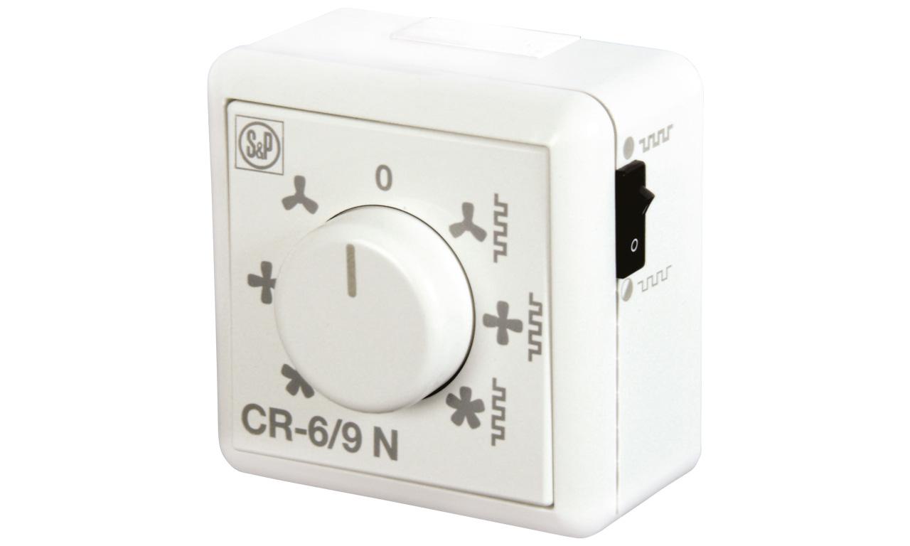 CR-6/9 N Hız Anahtarları