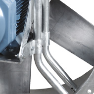 aerodynamic-motor-support