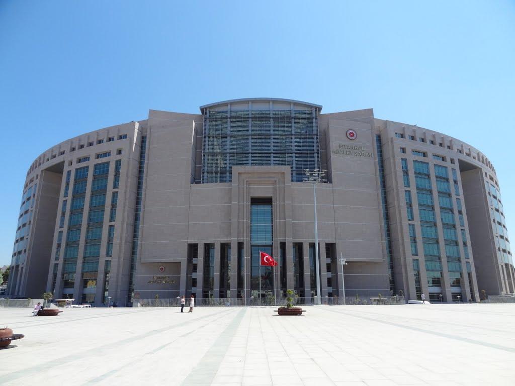T.C. İstanbul Adalet Sarayı