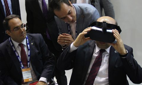 VR Uygulamasına Yoğun İlgi